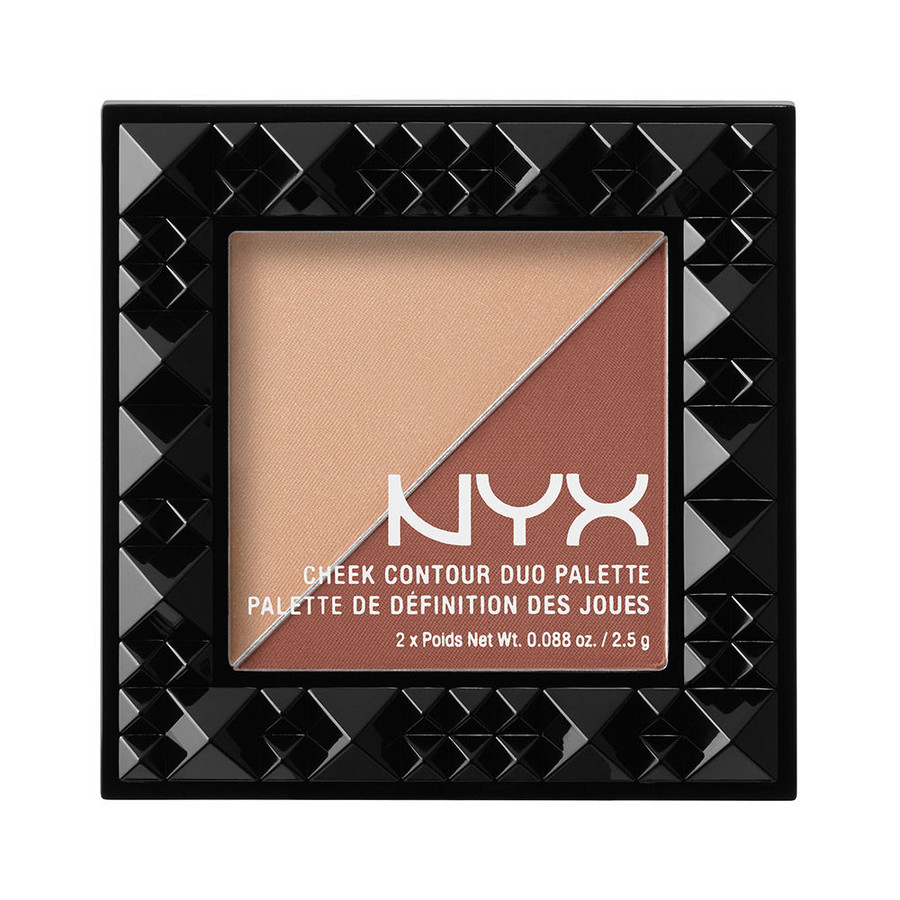 Image of NYX Professional Make Up Róże do policzków Ginger Zestaw do makijażu 46.0 g