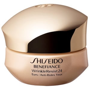 Image of Shiseido Benefiance WrinkleResist24 Krem pod oczy 15.0 ml