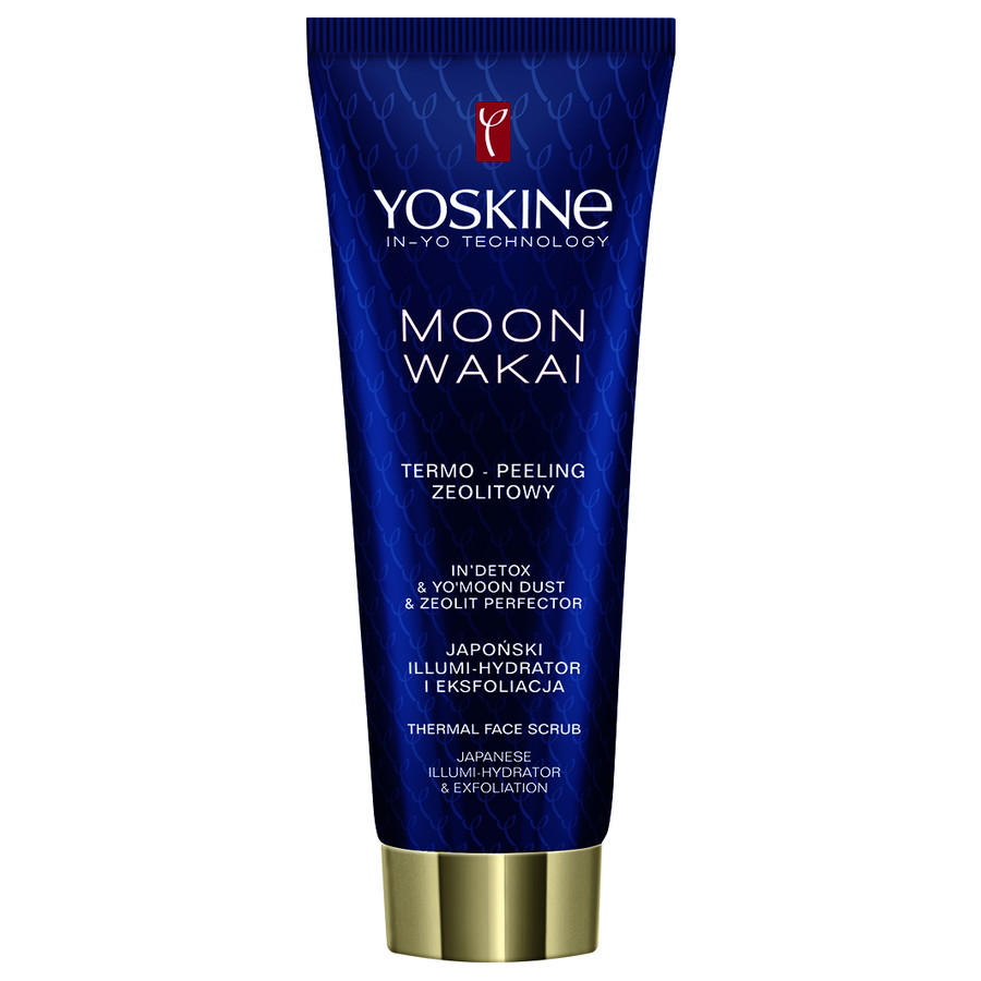 Yoskine Moon Wakai Peeling do twarzy 75.0 ml