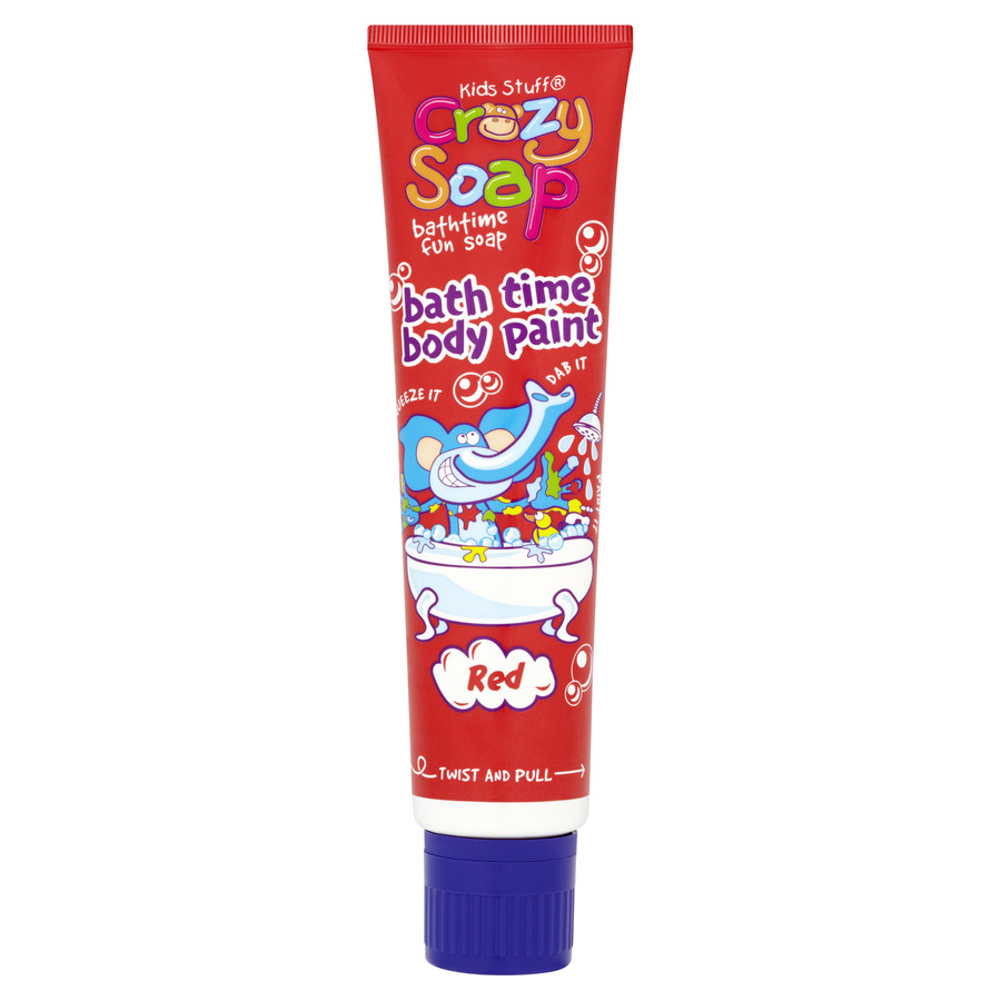 Kids Stuff Crazy Kąpiel Farbka do kąpieli 150.0 ml