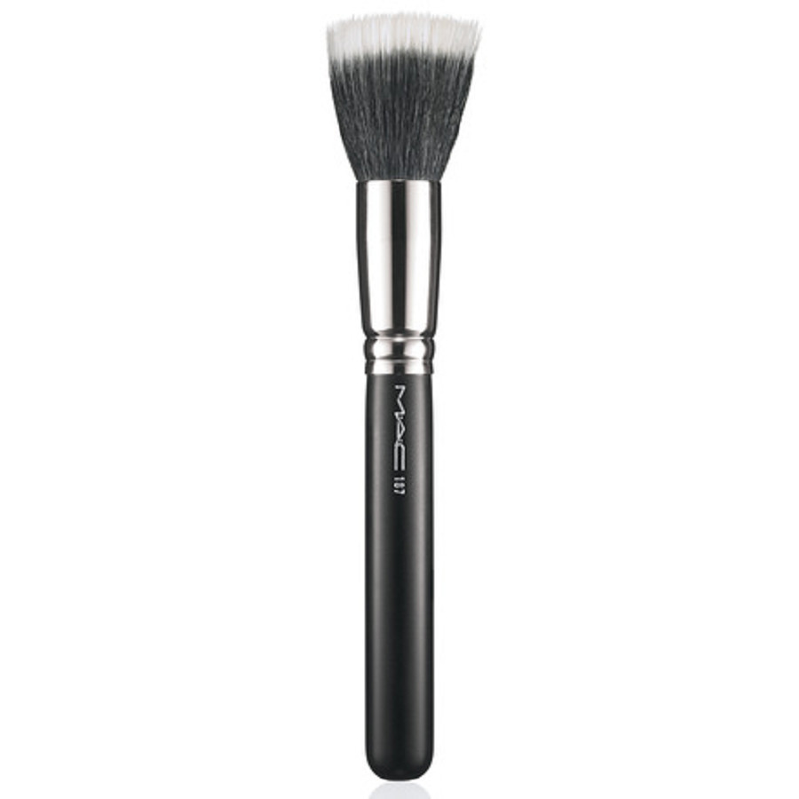 MAC Do twarzy BRUSHES SH DUO FIBRE FACE 187 Pędzel do pudru 1.0 st