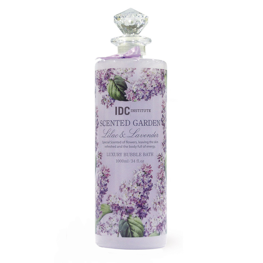 IDC Institute Scented Garden Płyn do kąpieli 1000.0 ml