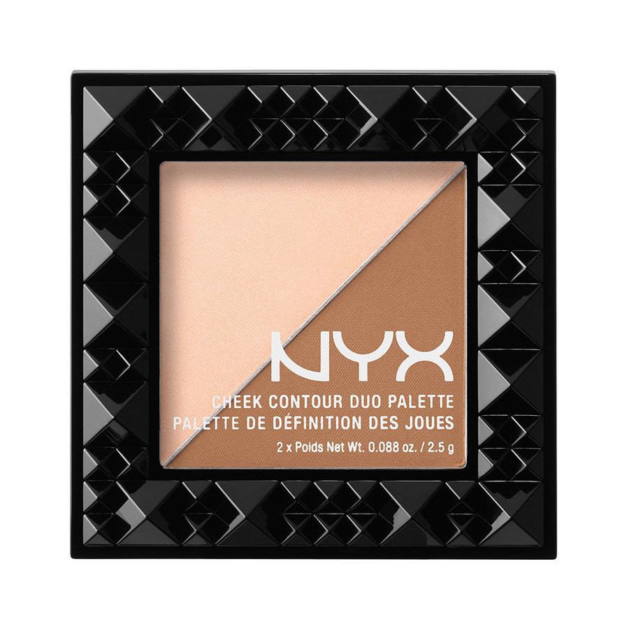 Image of NYX Professional Make Up Róże do policzków Cheek Zestaw do makijażu 46.0 g
