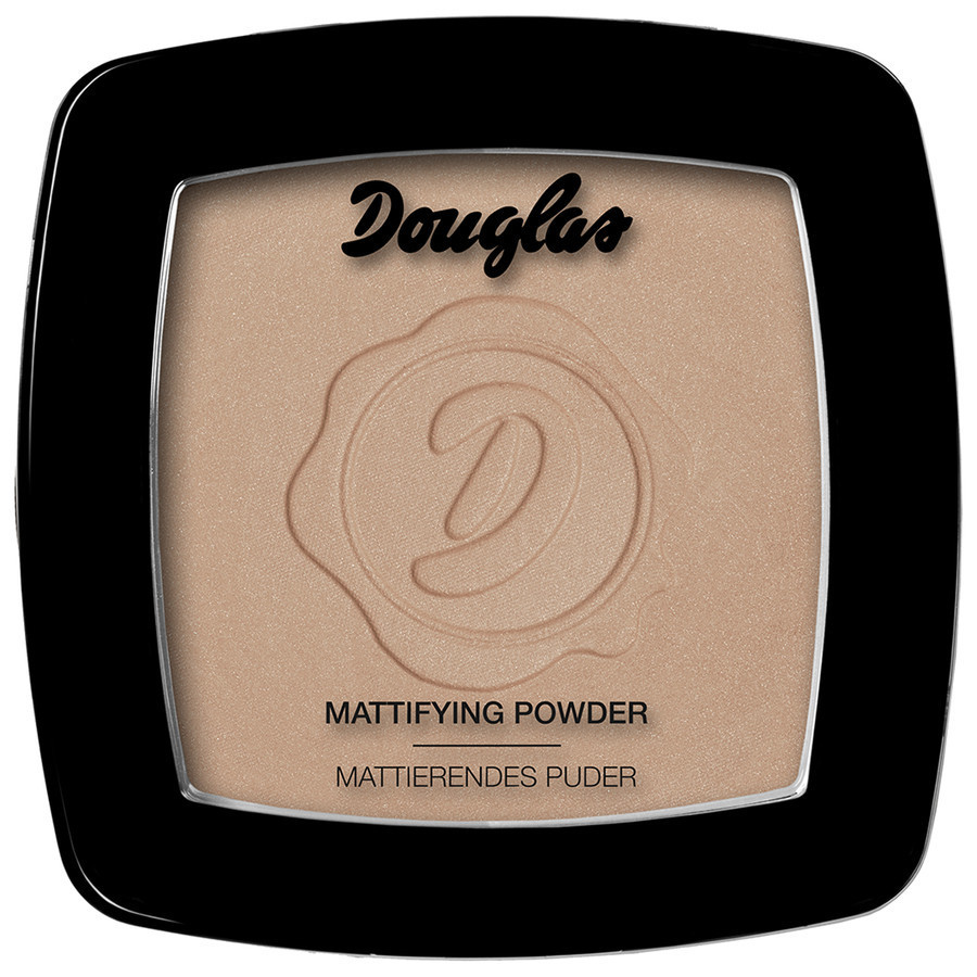 Puder Douglas Collection Pudry Nr. 6 - Deep Brown Puder 10.0 g