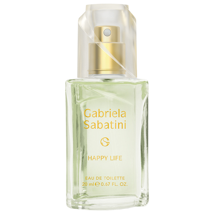 Image of Gabriela Sabatini Happy Life Woda toaletowa 20.0 ml