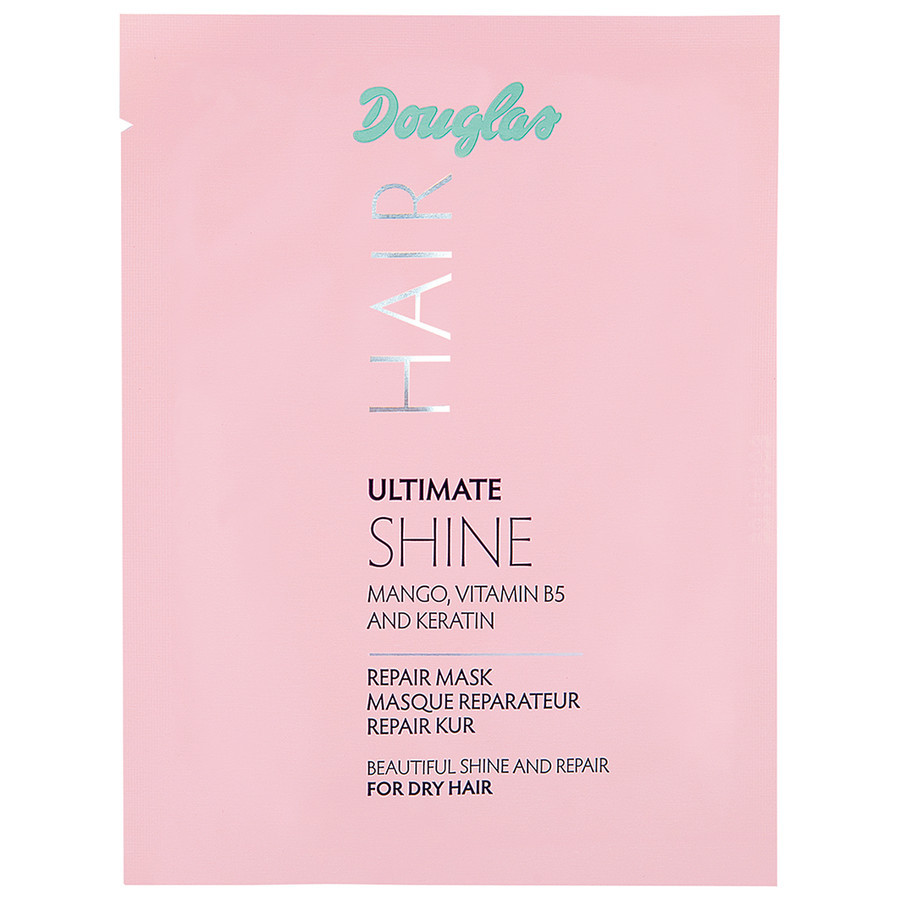 Douglas Hair Ultimate Shine Maseczka do włosów 25.0 ml