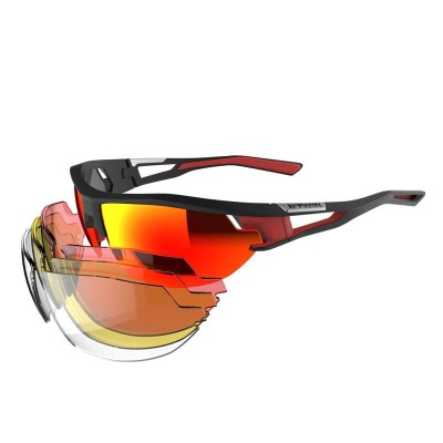 Okulary na rower MOAB PACK - BTWIN 3583788626237