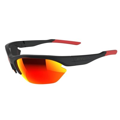 CYCLING 500 BLACK/RED KAT.3 - BTWIN 3583788411208