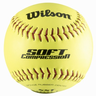 Piłka baseball Softball Compression - WILSON 026388325122