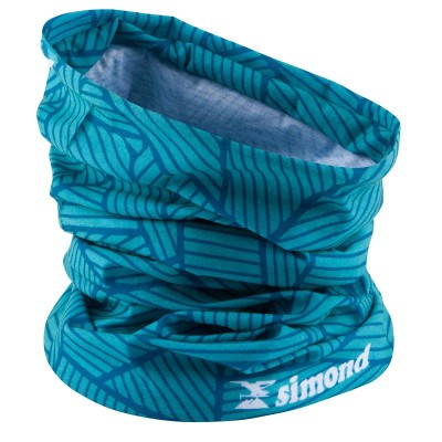 Bandana Edge turkusowa - SIMOND 3583788384441