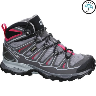 Buty Salomon X Ultra mid L gtx - SALOMON 887850990749