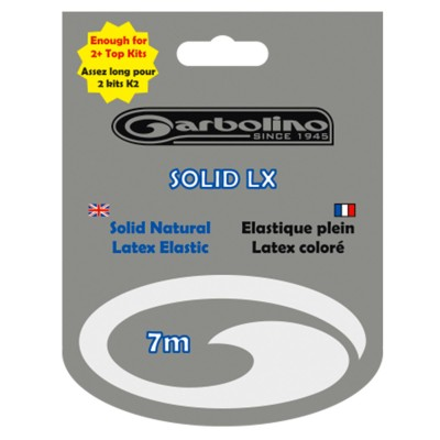 Guma LATEX 2.3 MM - 7 M - GARBOLINO 3352210425461