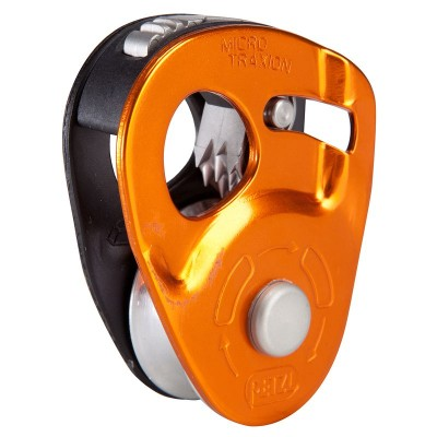 Bloczek Micro Traction - PETZL 3342540091986