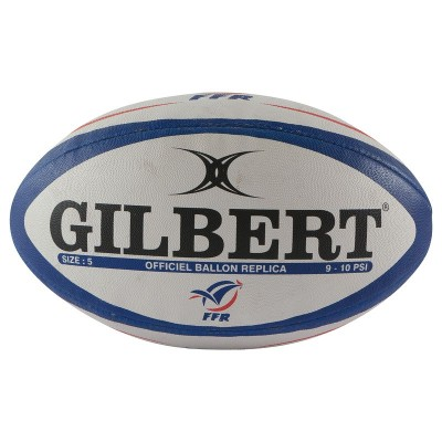 Piłka do rugby Supporter FFR - GILBERT GRAYS OF CAM 5024686153121
