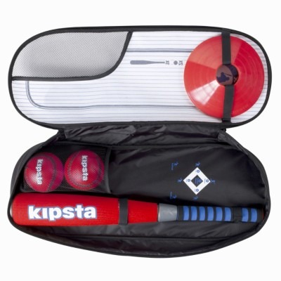 Zestaw do baseballa BIGGER HIT SET - KIPSTA 3583788938712