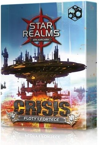 Star Realms: Crisis Floty i Fortece GFP