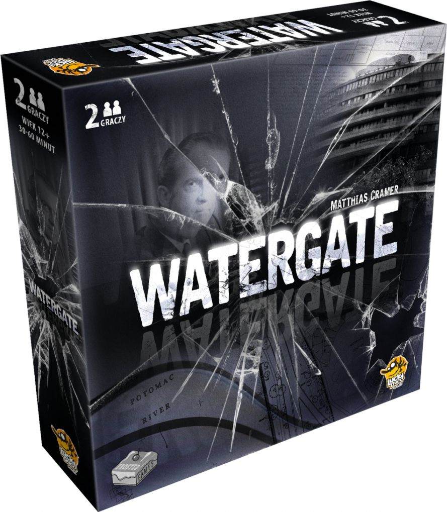 GRA WATERGATE - LUCKY DUCK GAMES