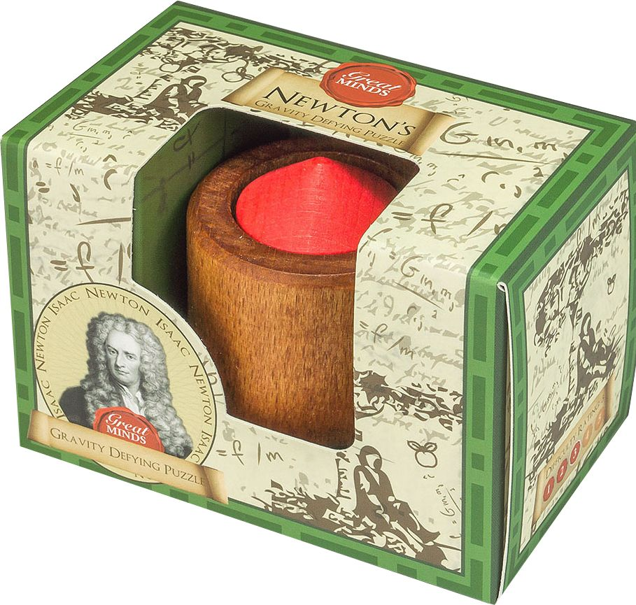 Great Minds - Newton - Gravity Defying Puzzle