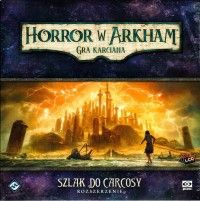 Horror w Arkham: Szlak do Carcosy (254091)