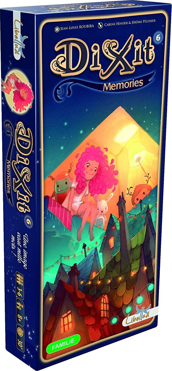 Dixit 6 - Big Box (Memories) (po angielsku) (003138)