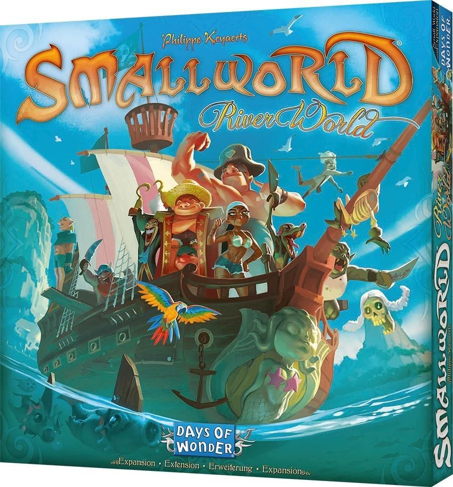 Small World: Świat Rzek (223651)
