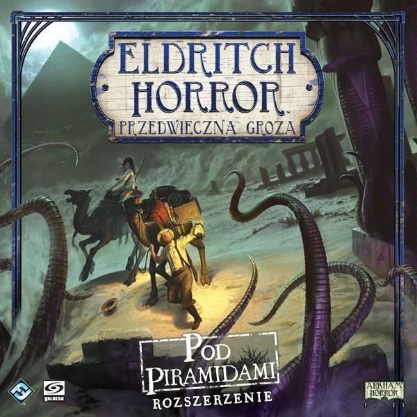 Eldritch Horror: Pod Piramidami (230792)
