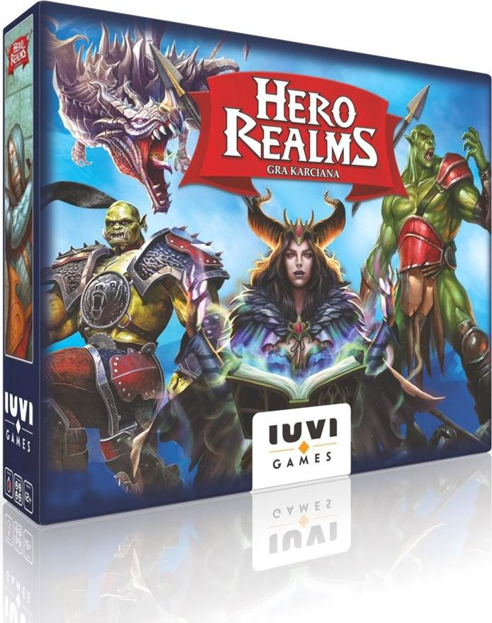 Gra karciana Hero Realms
