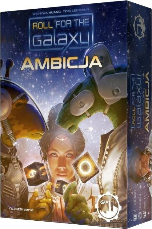 Roll for the Galaxy - Ambicja (220312)