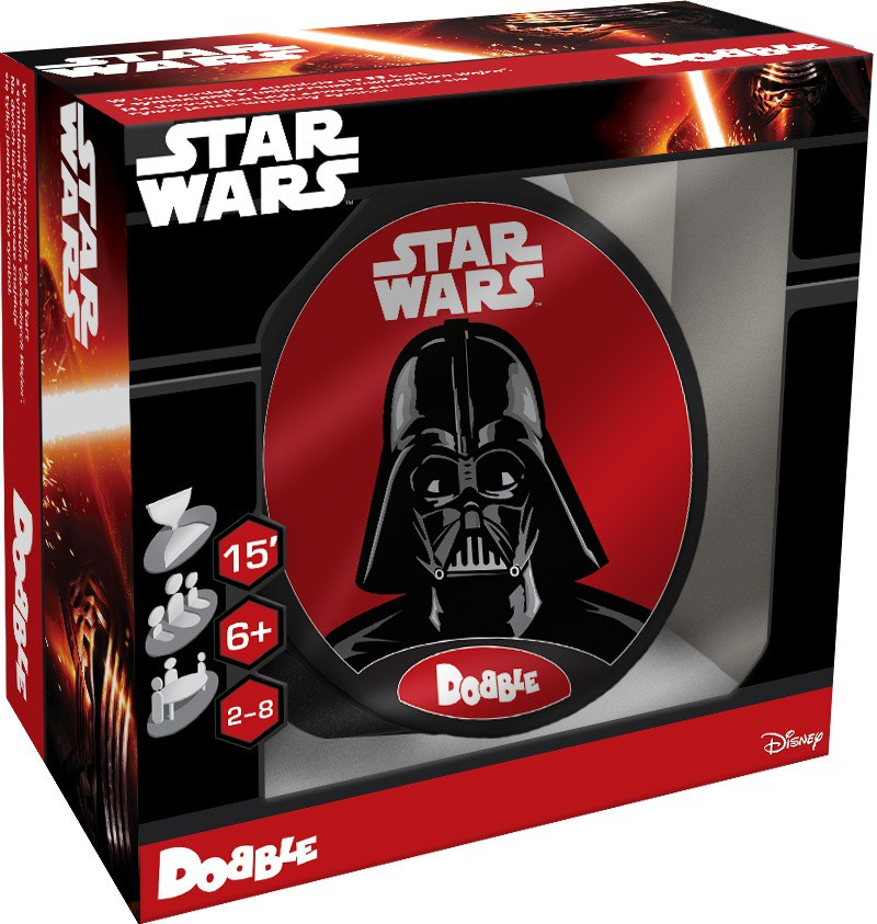 Dobble Star Wars - (101243)