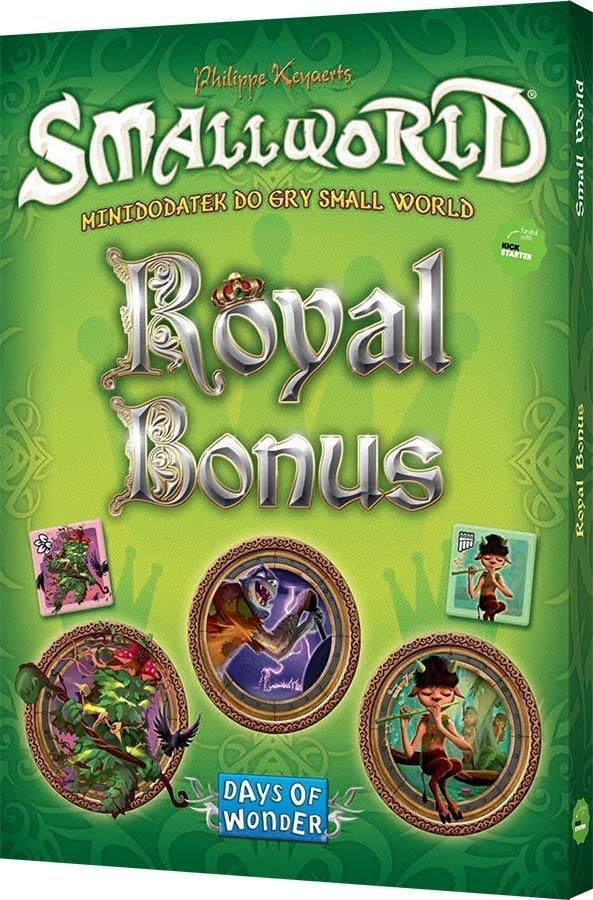 Small World: Royal Bonus (184397)