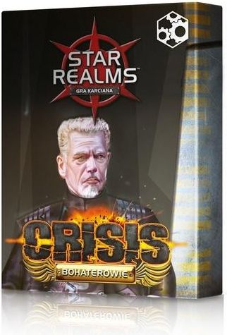 Star Realms: Crisis Bohaterowie