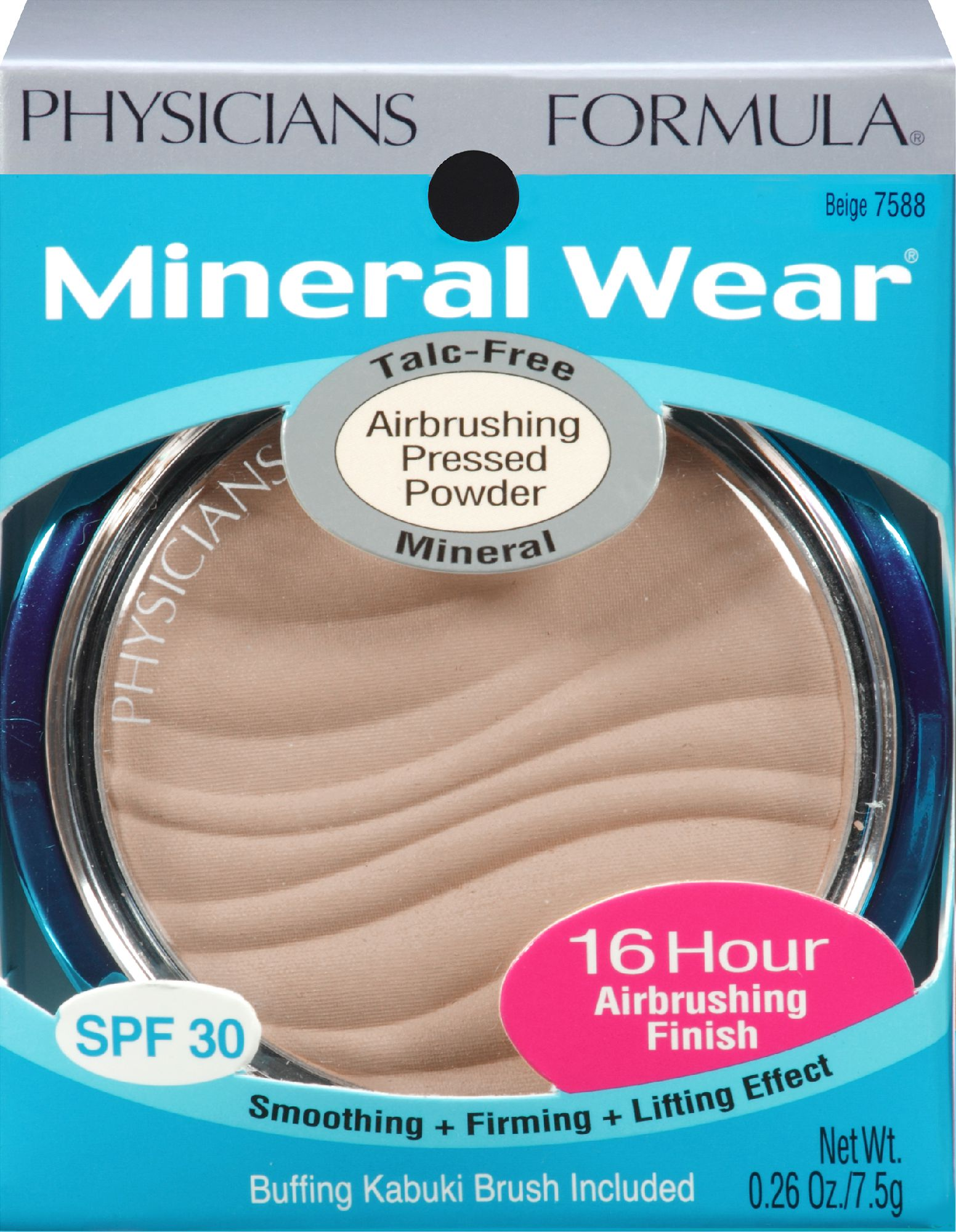 Puder Physicians Formula Mineral Airbrushing Powder prasowany puder mineralny do twarzy Beige 7.5g