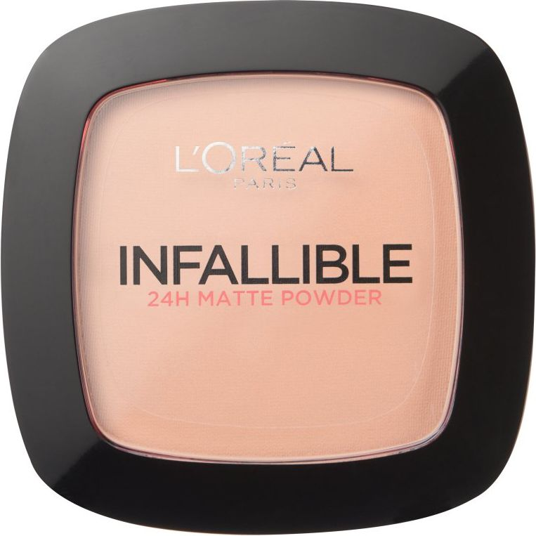 Puder Loreal L'OREAL_Infallible 24H Matte Powder puder matujący 225 Beige 9g