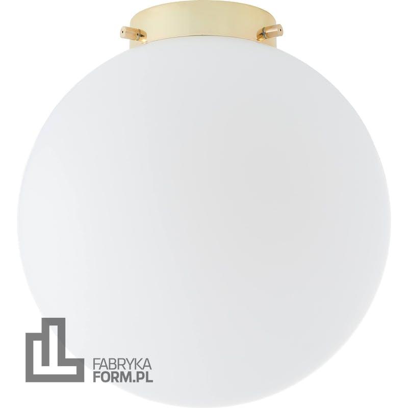 Lampa sufitowa Alur 1 złota