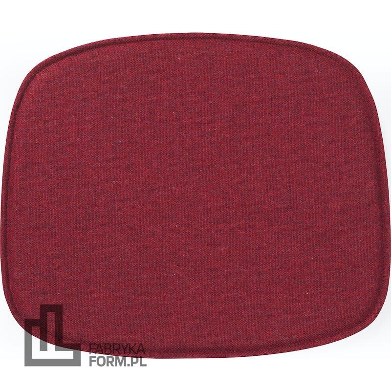 Poduszka na krzesło Form MLF czerwona