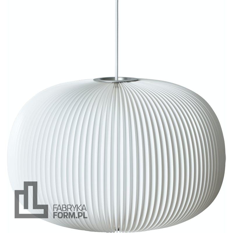Lampa wisząca Lamella I aluminium