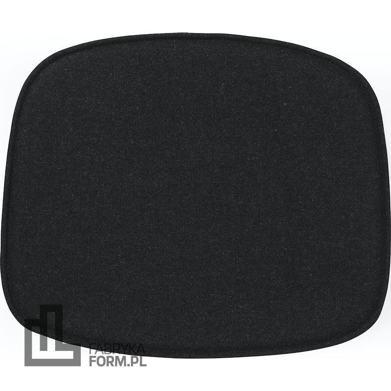 Poduszka na krzesło Form MLF czarna