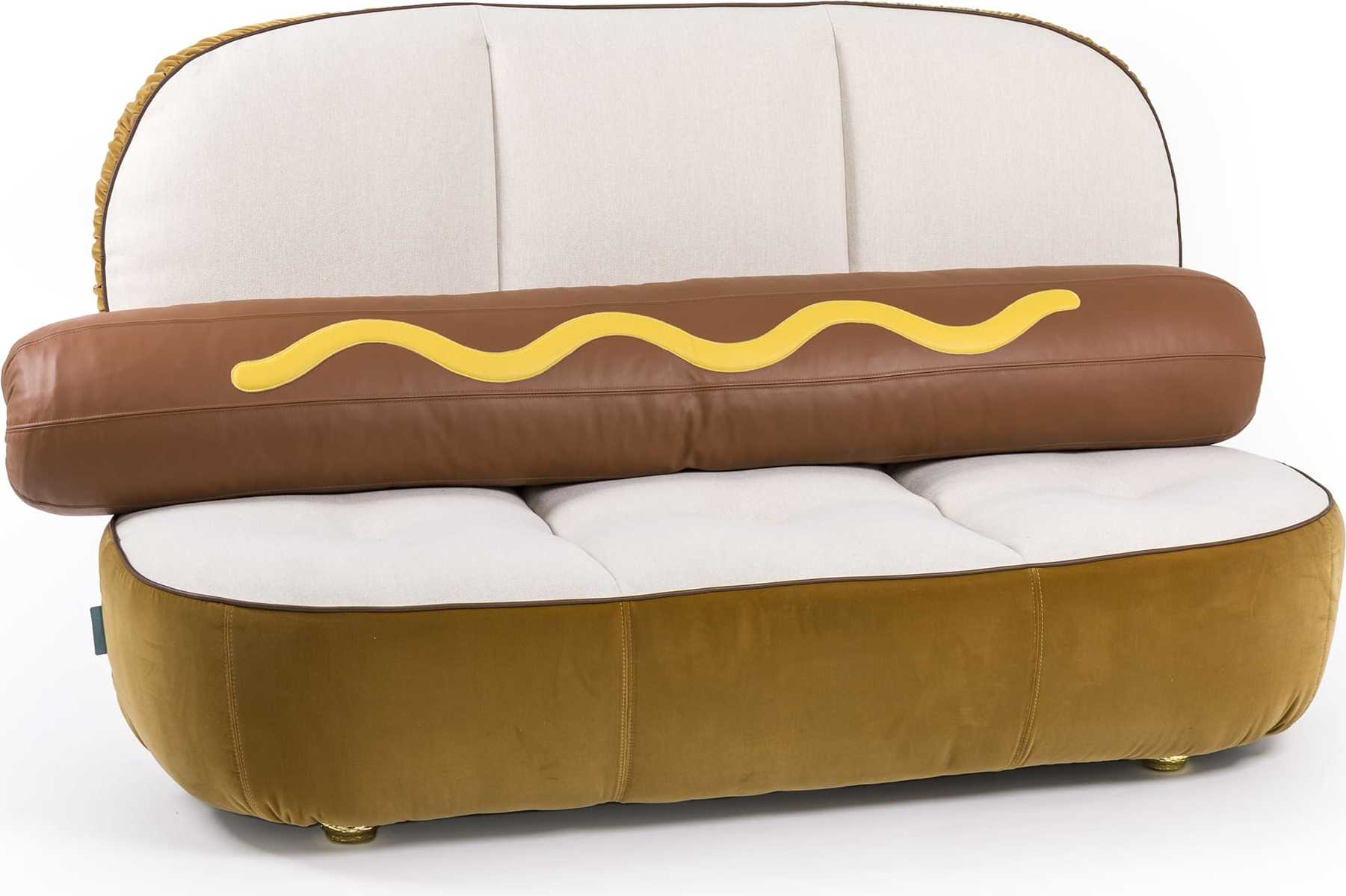 Sofa Hot Dog bez poduszek