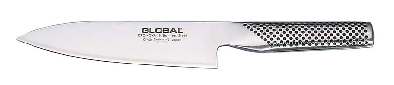 Nóż szefa 16 cm Global - 31907
