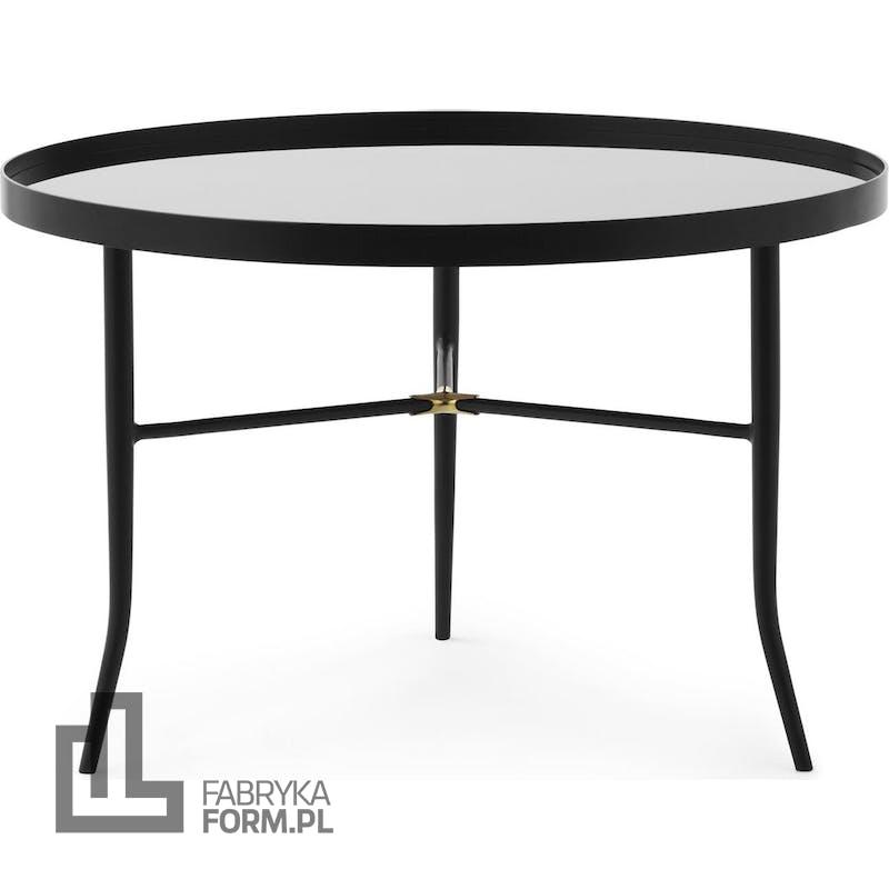 Stół Lug 68 cm czarny