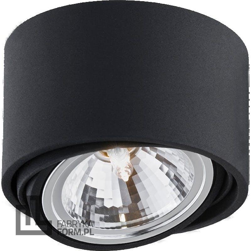 Lampa sufitowa Lumos czarna