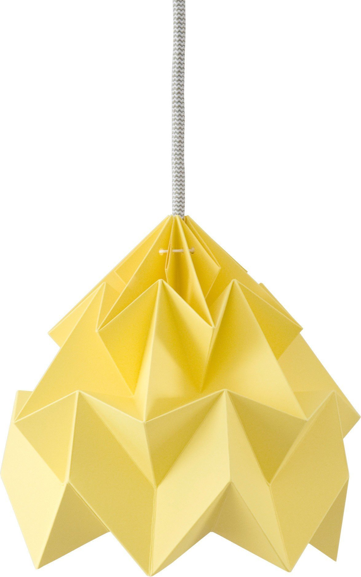 Lampa Moth autumn yellow