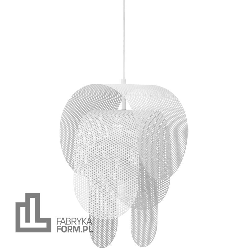 Lampa wisząca Superpose biała