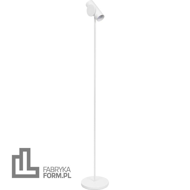 Lampa stojąca Stage biała