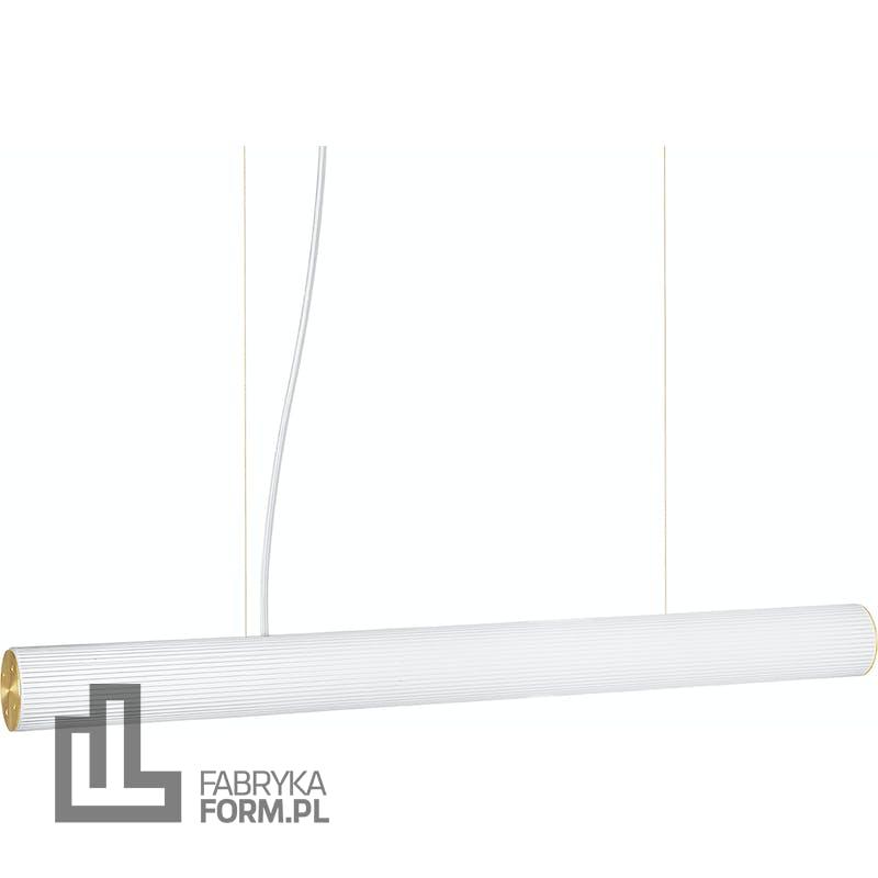 Lampa wisząca Vuelta 100 cm mosiądz