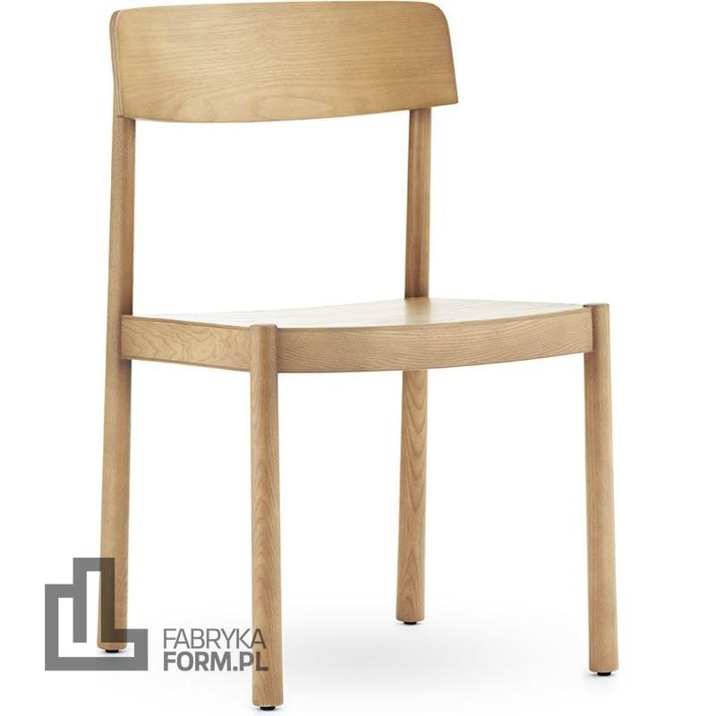 Krzesło Timb naturalne