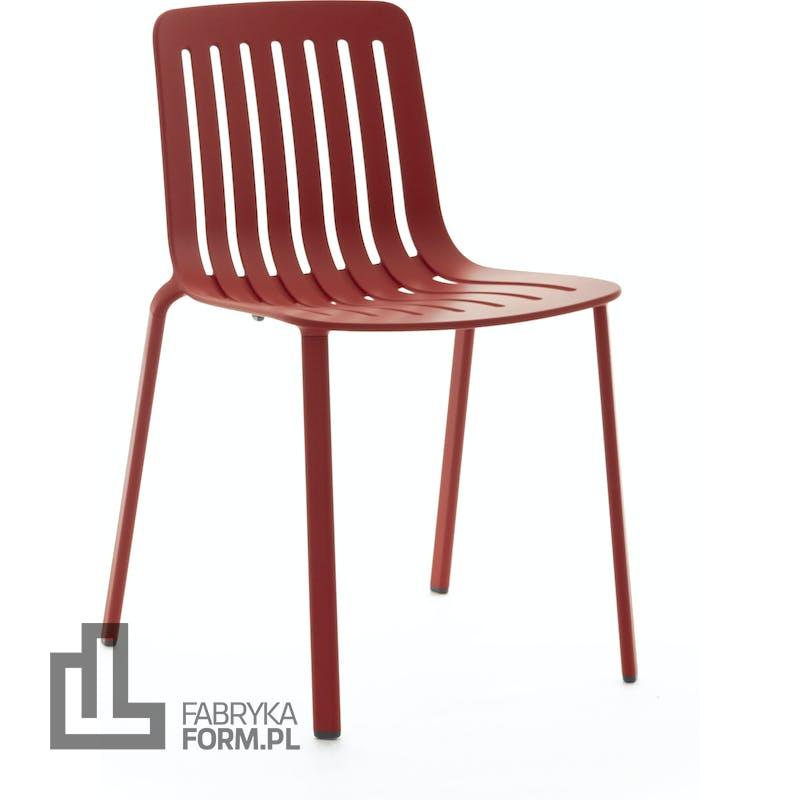 Krzesło Plato czerwone