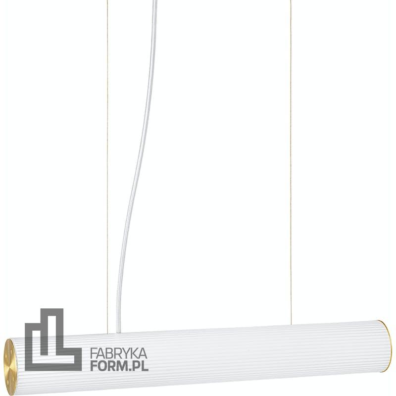 Lampa wisząca Vuelta 60 cm mosiądz