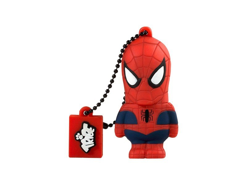 Pendrive Marvel Avengers 8GB Spiderman - 35127