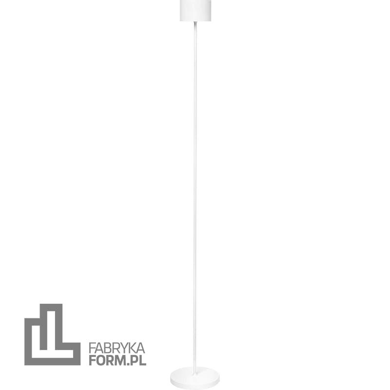 Lampa stojąca Farol biała LED